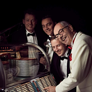 THE WORLD FAMOUS GLENN MILLER ORCHESTRA DIRECTED BY WIL SALDEN – THE LICENSED ORCHESTRA FOR EUROPE kommt gleich mehrfach ins Verbreitungsgebiet